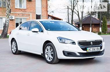 Peugeot 508 HDI 120 KW 2015