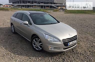 Peugeot 508 2.0 HDi 2012
