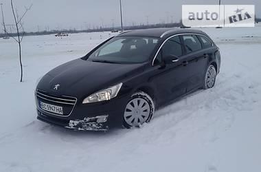 Peugeot 508 1.6 HDi PANORAMA 2011
