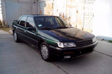 Peugeot 605 2.0 SRI 1992