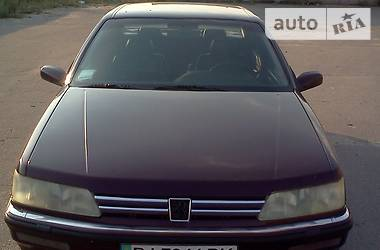 Peugeot 605 605 SR 3.0 1991