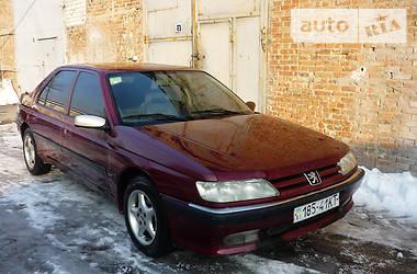 Peugeot 605 16 V 1995
