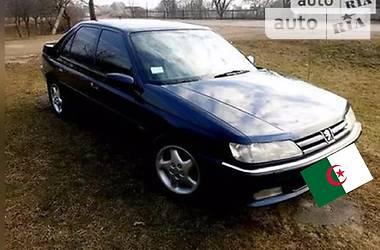 Peugeot 605 sv24 1998