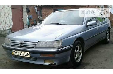 Peugeot 605 Chia 1991