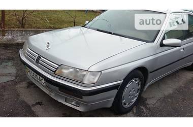 Peugeot 605 FUL 1992