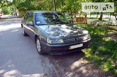 Peugeot 605 110л.с. 1992