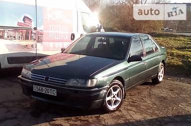 Peugeot 605  1995