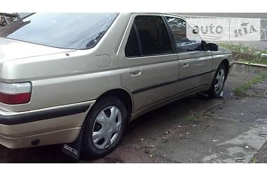 Peugeot 605  1990