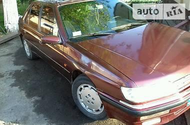 Peugeot 605  1993