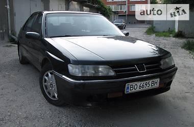 Peugeot 605 ГБО 4 пок. 1995