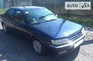 Peugeot 605 Select 1997