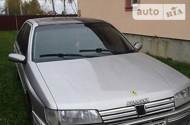 Peugeot 605 SR 1991