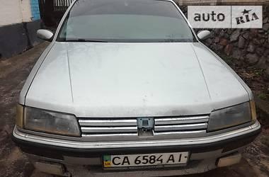 Peugeot 605  1989