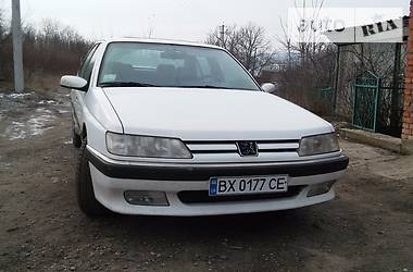 Peugeot 605 turbo 1995