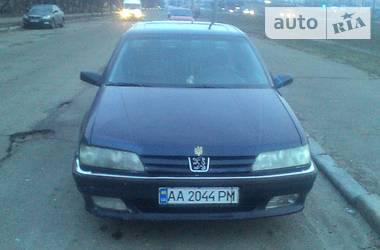 Peugeot 605 2.0turbo 1997