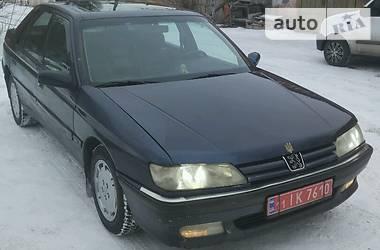Peugeot 605 Full 1997