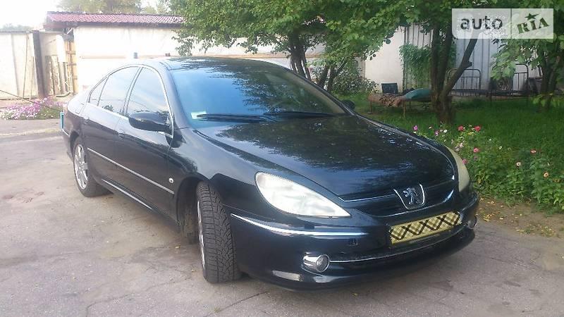 Peugeot 607 2005 року