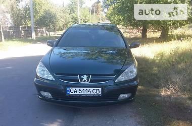Peugeot 607  2001