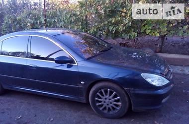 Peugeot 607  2002