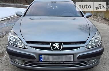 Peugeot 607 3.0 V6 2001
