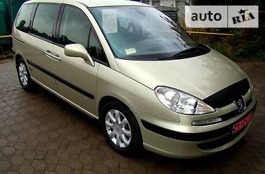 Peugeot 807 2.2 HDI 2005