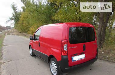 Peugeot Bipper груз.  2011