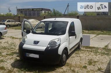 Peugeot Bipper груз.  2008