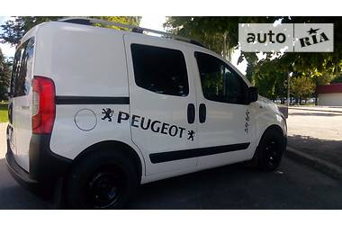 Peugeot Bipper пасс.  2008