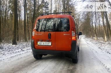 Peugeot Bipper пасс.  2009