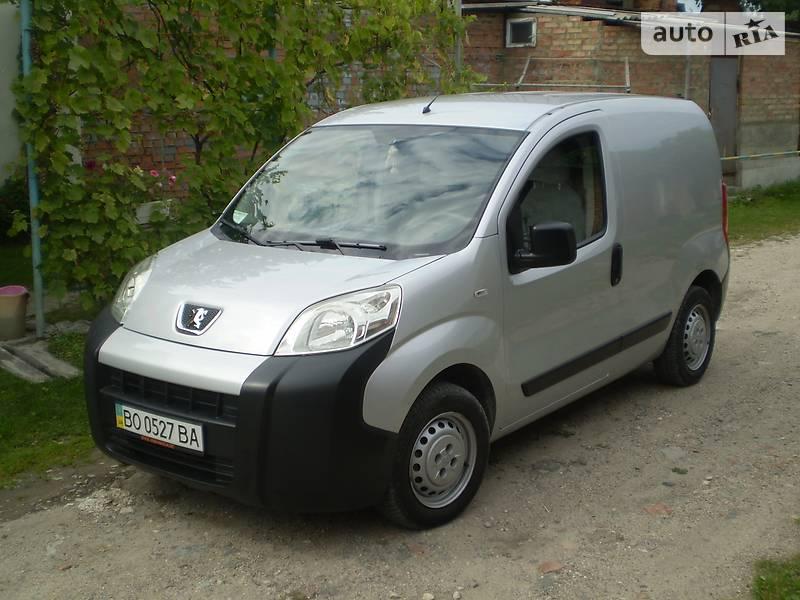 Peugeot Bipper пасс.