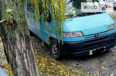 Peugeot Boxer груз.  1999