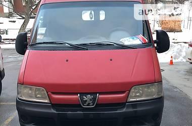 Peugeot Boxer груз.  2006
