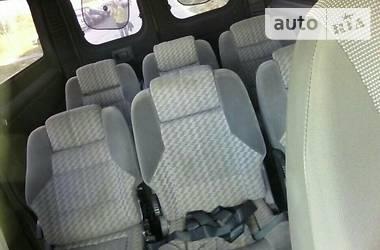 Peugeot Boxer пасс.  2009
