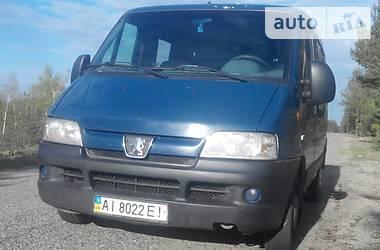 Peugeot Boxer пасс. 2.0HDI 2004