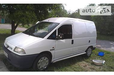Peugeot Expert груз.  1999