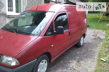 Peugeot Expert груз.  2001