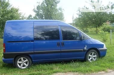 Peugeot Expert пасс. HDI 2004