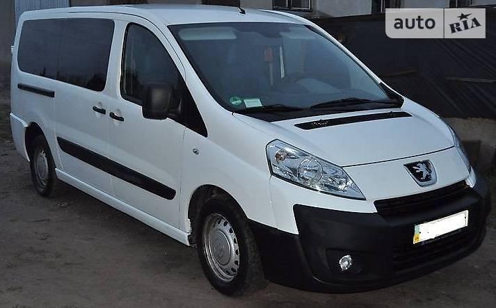 Peugeot Expert 2007 року