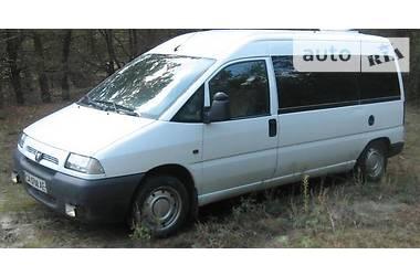 Peugeot Expert пасс. 7+1 2000