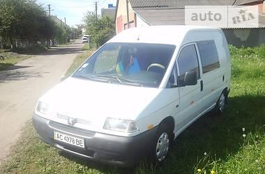 Peugeot Expert пасс.  1998