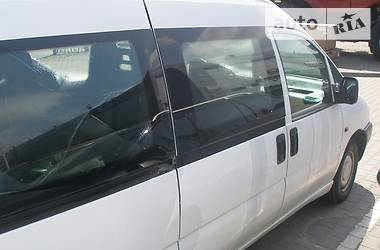 Peugeot Expert пасс. 7 Seat 1998