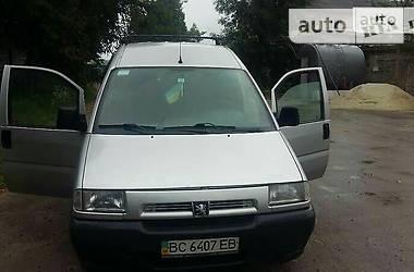 Peugeot Expert пасс. 2000
