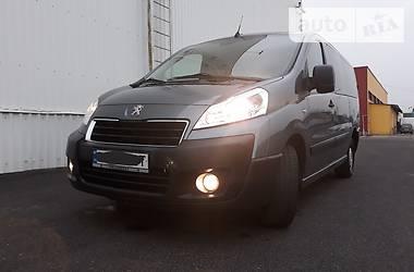 Peugeot Expert пасс.  2012