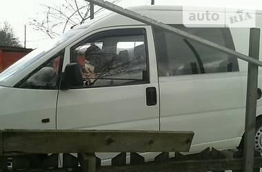 Peugeot Expert пасс. хорошая 1999