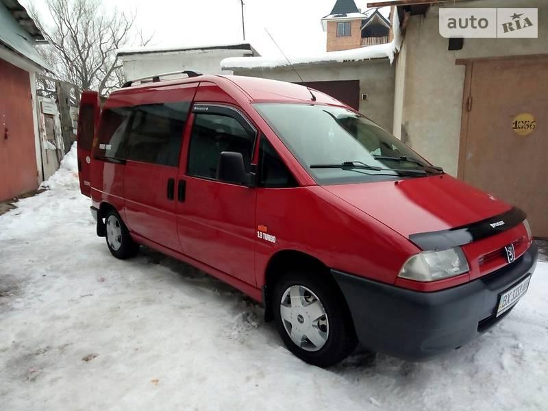 Peugeot Expert 2000 года
