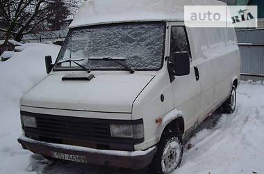 Peugeot G 5 груз. MAXI 1990