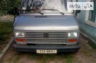 Peugeot J5 пасс.  1988