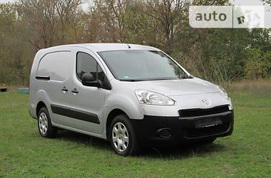Peugeot Partner груз. MAXI 2013