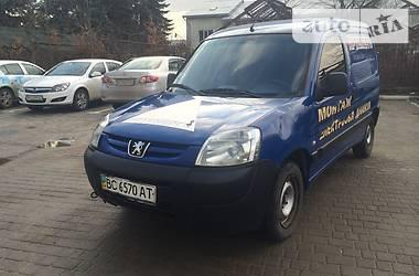 Peugeot Partner груз.  2006