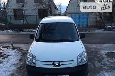 Peugeot Partner груз. орегин 2008